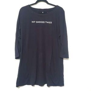 2for$30!! Kate Spade Sleepshirt size XL